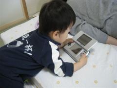 DSで遊ぶ