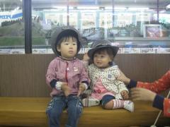 JR駅員さんの帽子